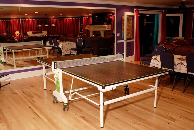 Game Room Ping Pong Table