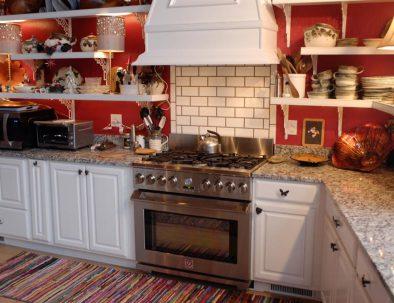 Main Level Gourmet Kitchen
