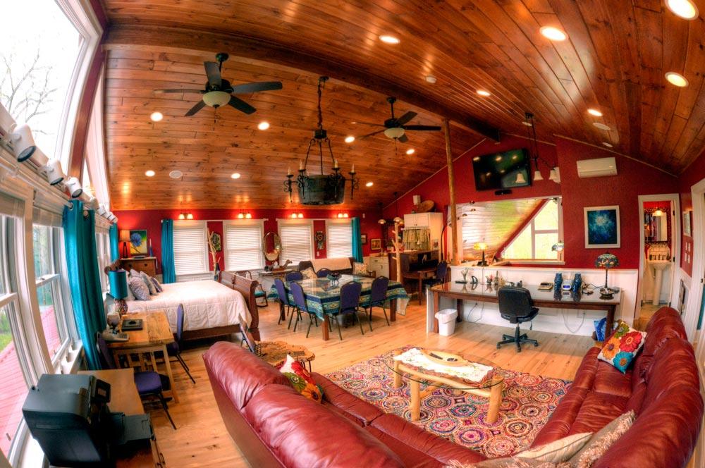 Pasture View Suite - Loft Level