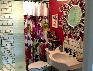 Main Level Hallway Bathroom