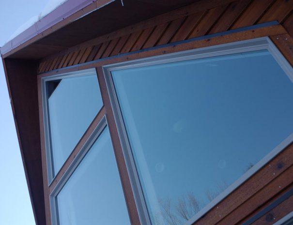 Windows - Main Level Kitchen - Stillwater Haven Luxury Vacation Rental
